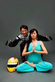 Yoga & Race, Shiva & Shakti, Noeli & Sascha