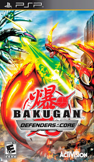 Free Download Game bakugan defenders of the core PPSSPP ISO Untuk Komputer Full Version ZGASPC