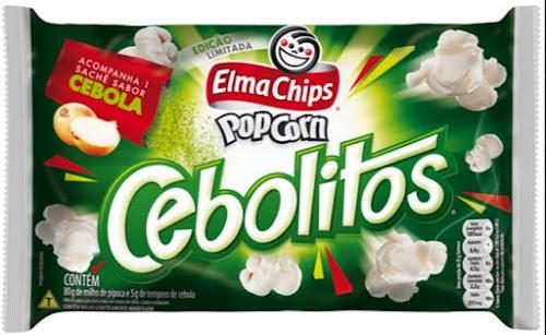 Pipoca Cebolitos - Elma Chips