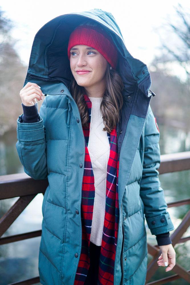 canada goose jacket nyc