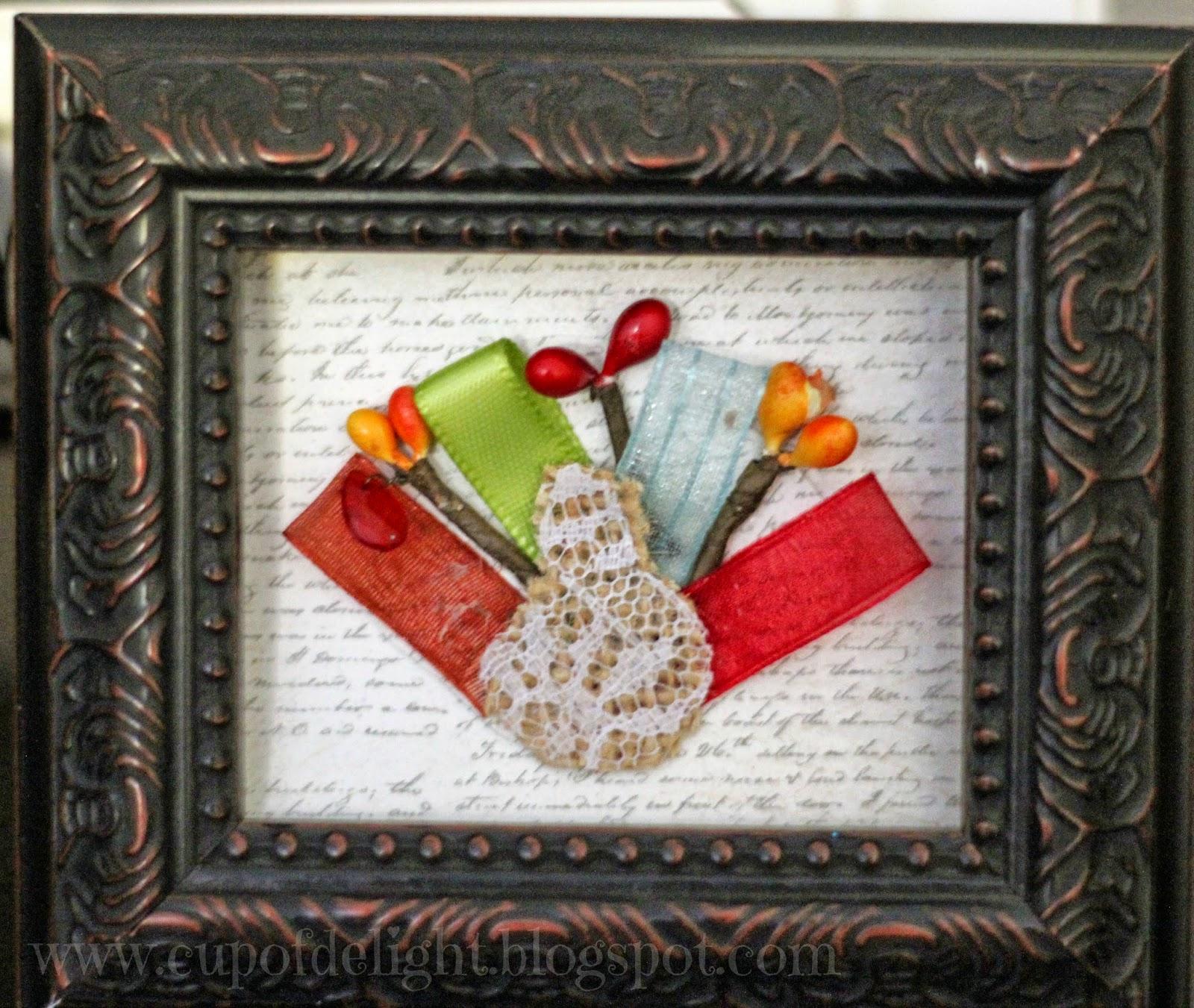 Mini Turkey Art