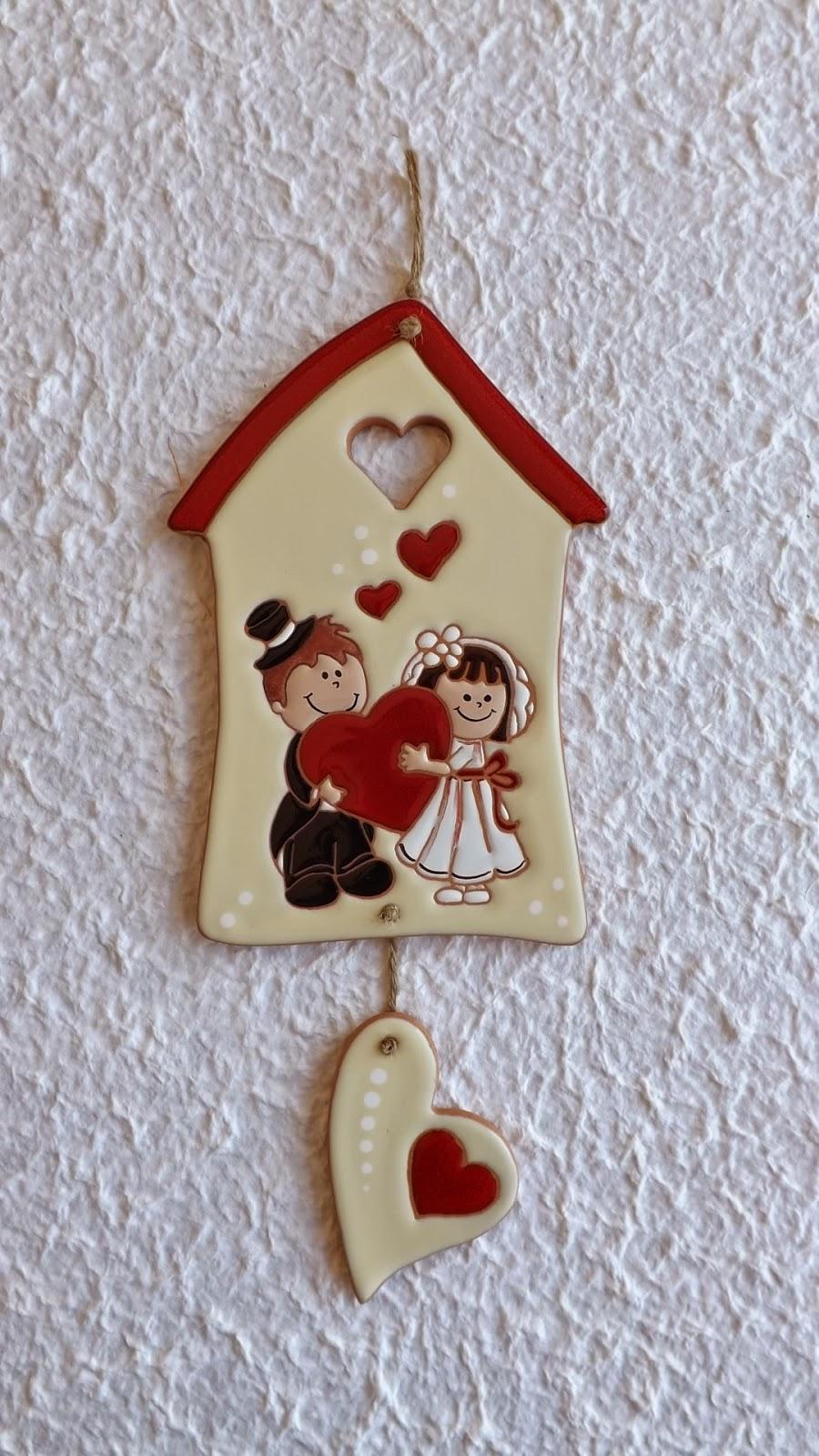 Ceramica come mestiere casa in ceramica smaltata con for Ceramica in casa
