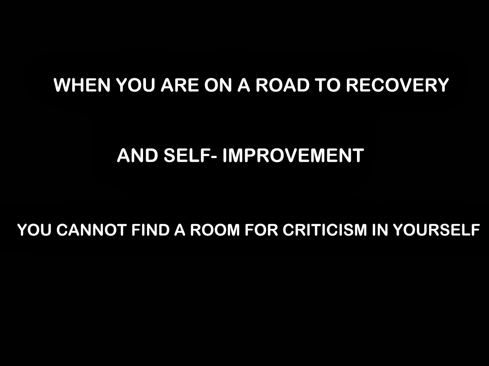 quotes about recovery quotesgram