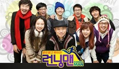 Yoo Jae-suk, Gary, Haha, Ji Suk-jin, Kim Jong-kook, Lee Kwang-soo, Song Ji-hyo
