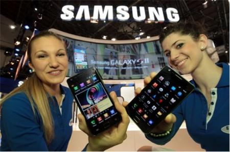 Daftar Harga HP Samsung Handphone Terbaru April 2012