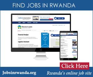 Jobs in Rwanda