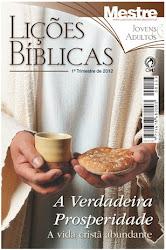 LIÇÃO DA EBD DO 1º TRIMESTRE DE 2012