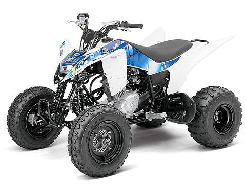 Yamaha pictures 2013 Raptor 125 ATV. 480x360 pixels