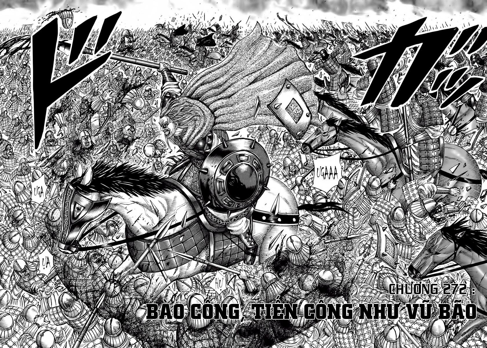 Kingdom - Vương Giả Thiên Hạ Chapter 272 page 5 - IZTruyenTranh.com