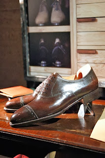 John Lobb, zapatero, zapatos, hecho a mano, bespoke, Andrés Hernández, London Collections, London,