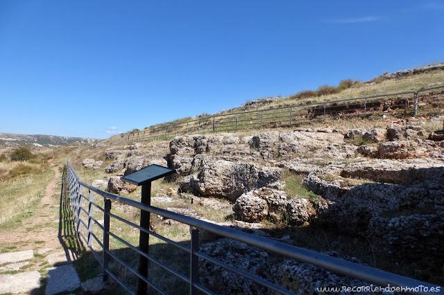 Necrópolis de la Ermita de San Baudelio de Berlanga