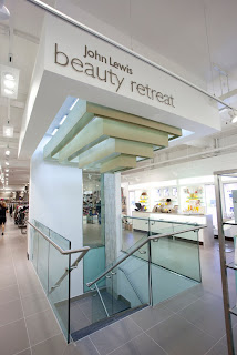 john lewis beauty retreat reading