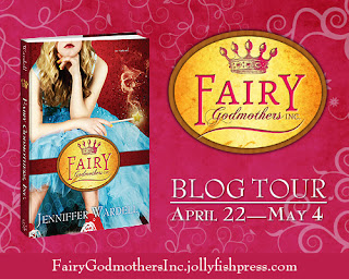 Fairy Godmothers, Inc. Blog Tour – Interview and $25 Amazon GC Giveaway