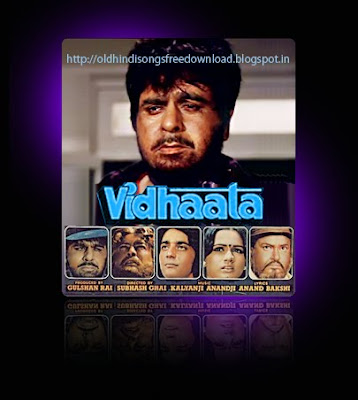 Free Download Vidhaata 1982 Songs