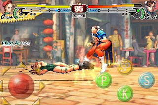 Street Fighter IV for iPhone to add Cammy aka Kirabi 2