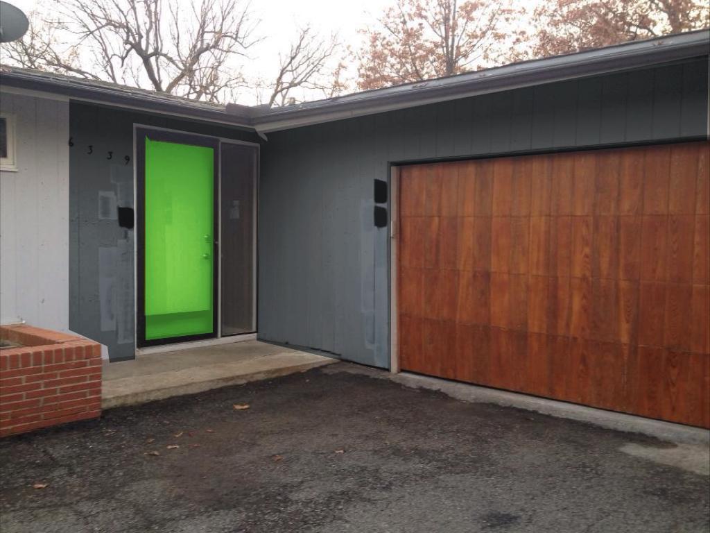 Robin Hood S Hideaway Reveal Of Garage Door And Front Door