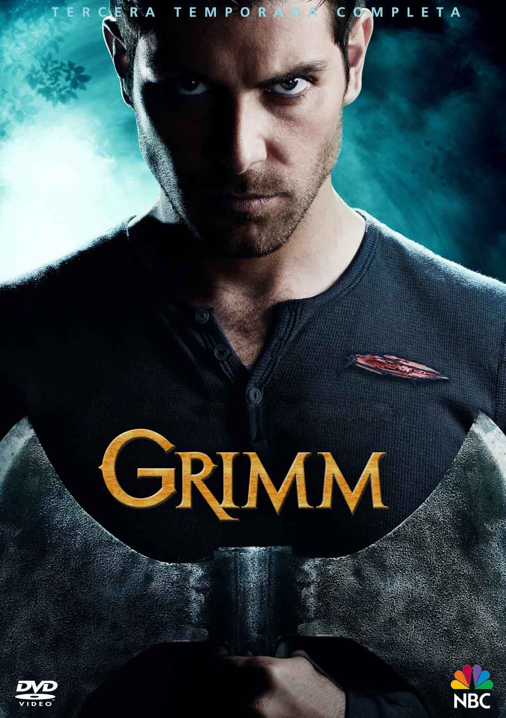 Grimm 3ª Temporada Torrent - BluRay 720p Dual Áudio