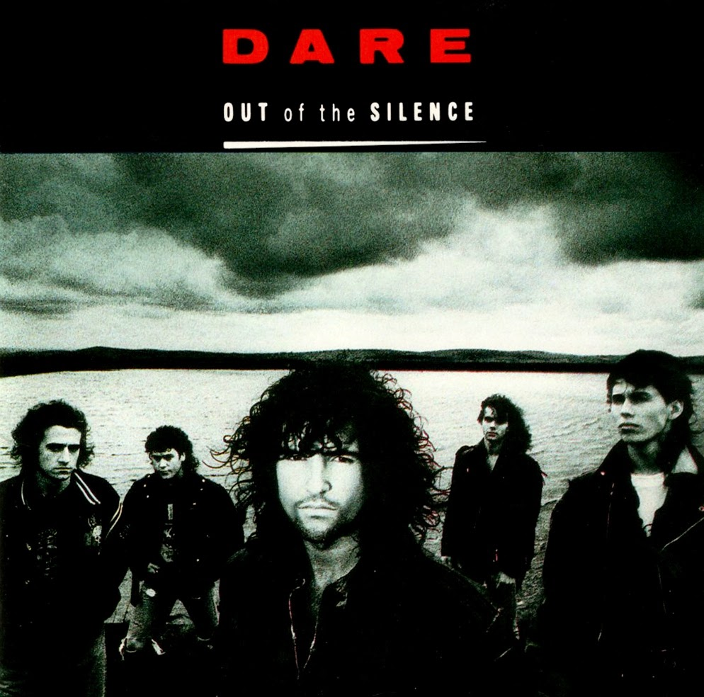 Dare Out of the silence 1988 aor melodic rock music blogspot albums
