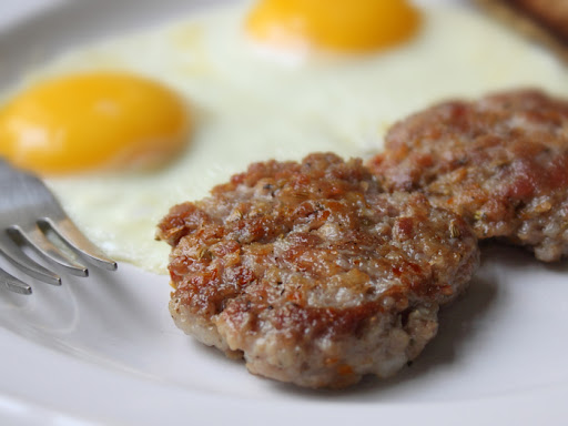 ... Morning Sausage! Pork, Fennel, and Orange Breakfast Sausage Patties