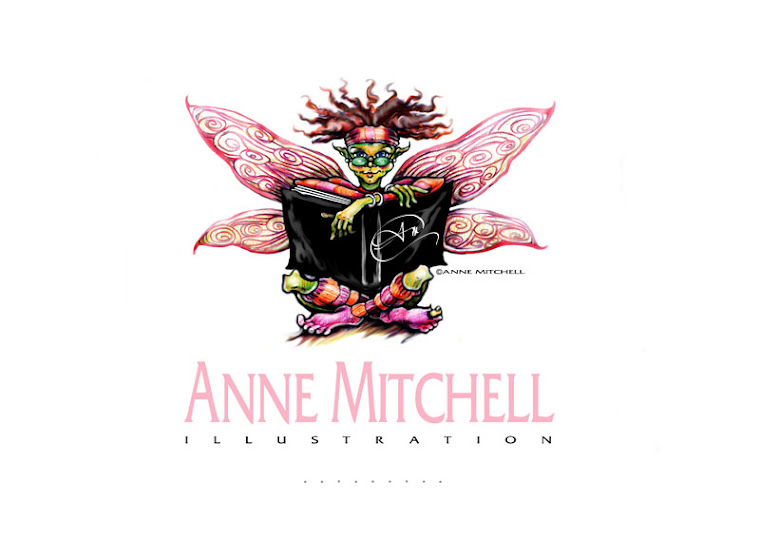 Anne Mitchell Illustration