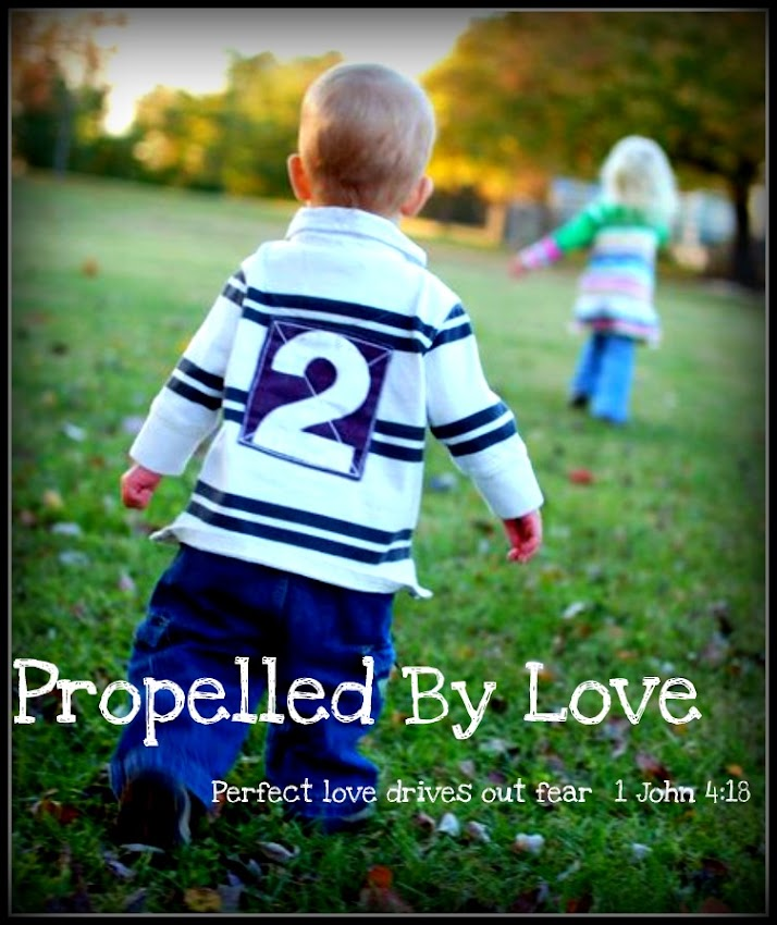 Propelled By Love