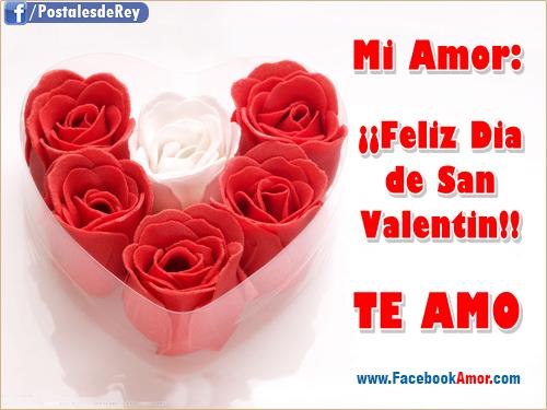 Postales para facebook por el dia de san valent n imagui - Postales dia de san valentin ...