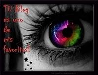 Tu blog es uno de mis favoritos, premio de Merce, Lola y Tara