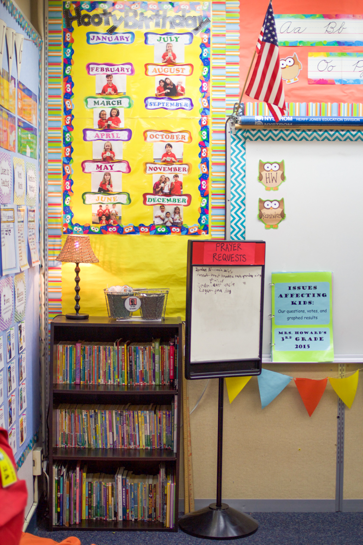 Classroom Tour and Ideas - Happily Howards
