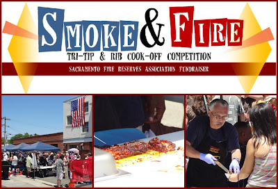 Smoke & Fire Cook-Off raises funds for Sac Fire Reserves Association