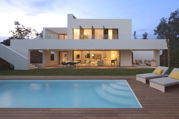 Casas minimalistas y modernas casa minimalista en espana - Casas minimalistas en espana ...