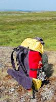 самодельный экспедиционный рюкзак