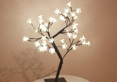 decoração, luminária