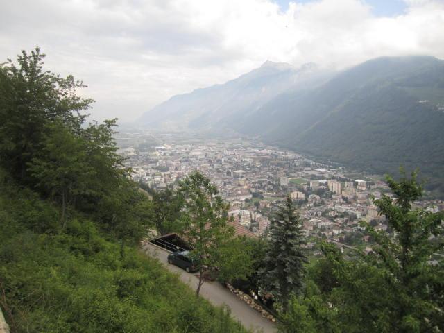 Bex Switzerland  city photos gallery : ... SuperEuroride 2011.: Stage 18, Megeve, France to Bex Switzerland
