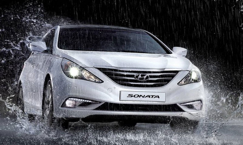 automovel Hyundai Sonata 2014