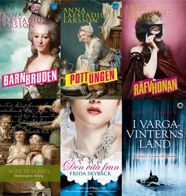 Historietema: Svenskt 1700-tal
