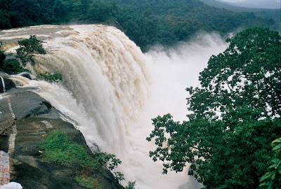 Kerala Waterfalls - Thissur