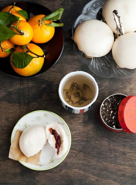 Học cách làm bánh bao nhân đậu đỏ thơm ngon nức lòng