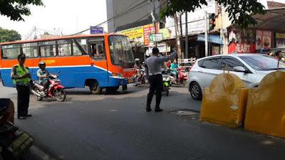 Tips Mengurai Kemacetan