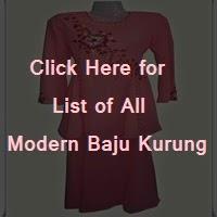 Baju Kurung Chiffon