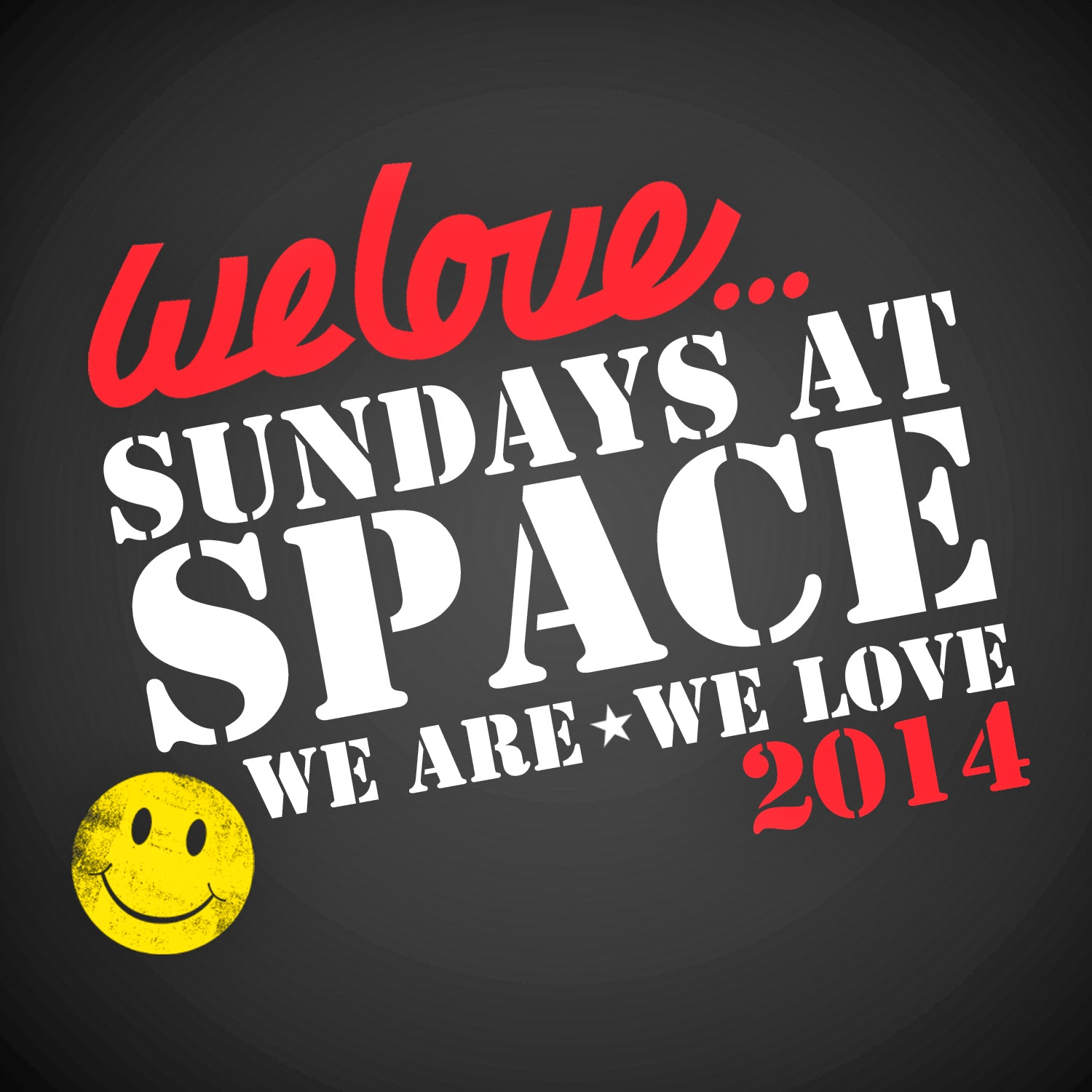 A We Love Sundays at Space Loco Dice