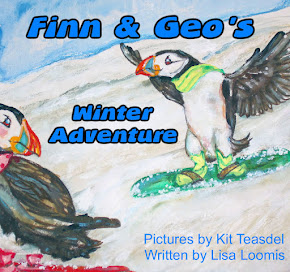 Finn & Geo's Winter Adventure