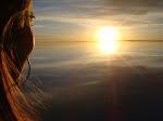 Se os seus pensamentos são positivos tudo a sua volta será radiante como o Sol