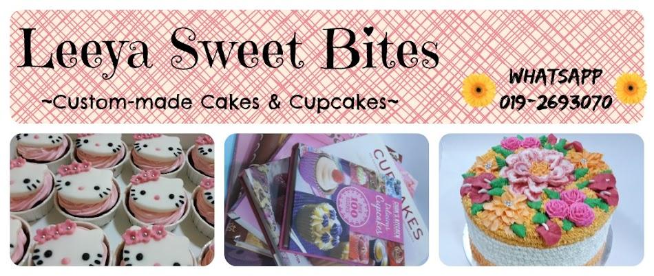 Leeya Sweet Bites : Online Cakes and Cupcakes