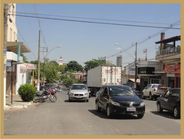 Avenida Brasil - Centro