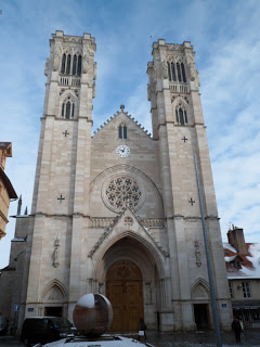 Chalon sur Saone church, France