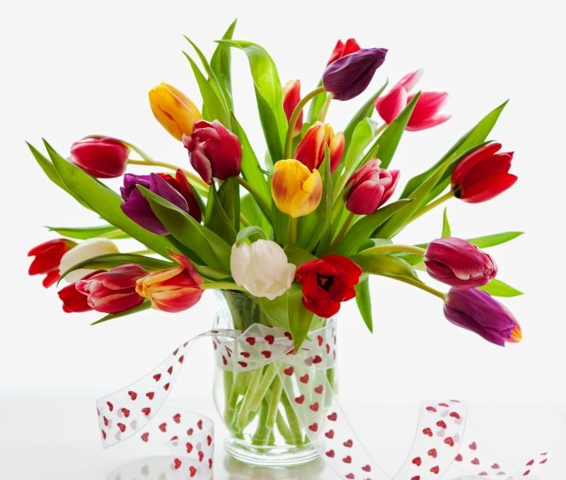 Le petit monde de v ro journ e de la femme for Bouquet de fleurs khotba