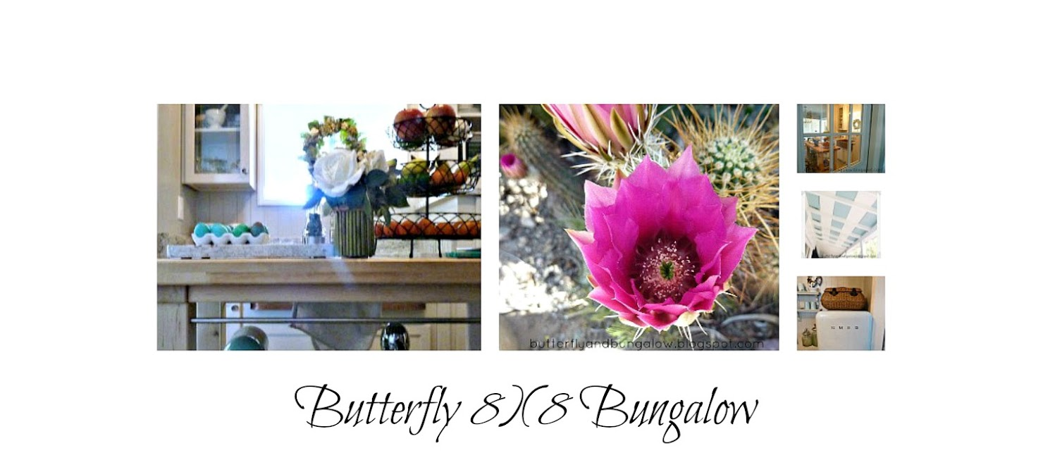 butterfly & bungalow