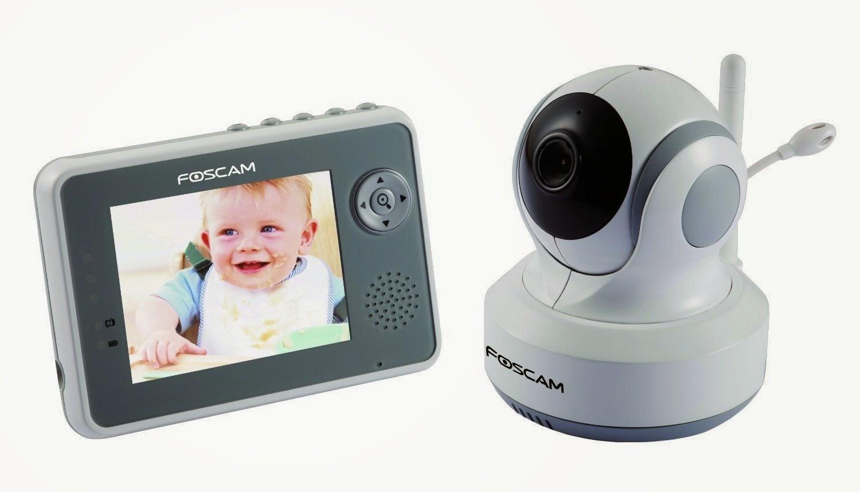 Digital Video Baby Monitor