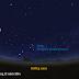 Quan sát chòm sao Thập tự phương nam trên bầu trời sáng sớm 29/12