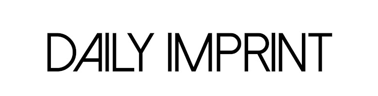DAILY IMPRINT   Interviews on creative living